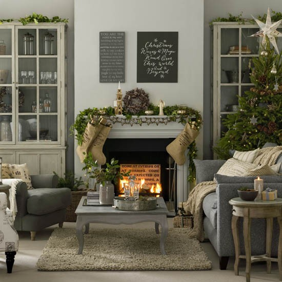 Traditional Christmas decorating ideas