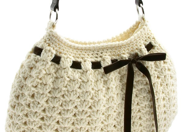 Crochet Bag With Pattern Crochet Patterns And Tutorials